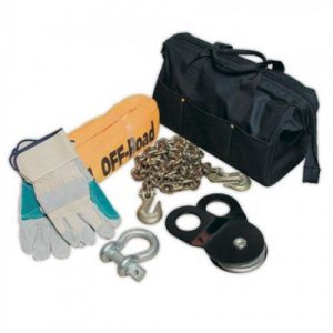 Smittybilt Vehicle Recovery & Winch Accessory Kit Bag