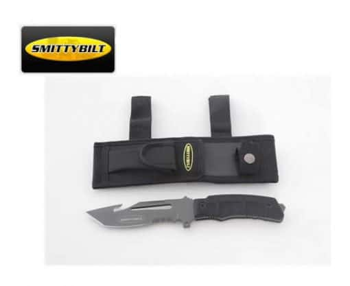 All purpose TASC camping knife