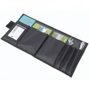 Car papers organiser holder