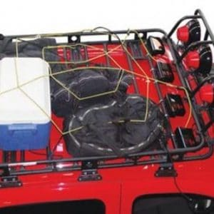 Jeep large cargo net