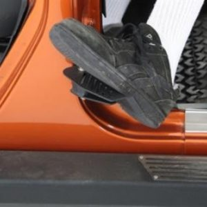 Foot Pegs for Jeep