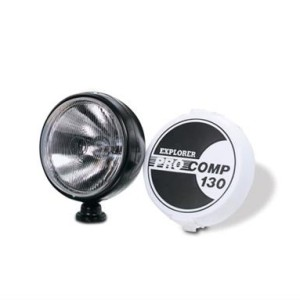 Pro Comp 130W 8 inch Black Driving / SpotLight