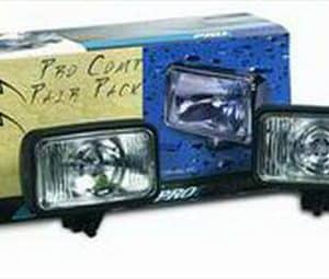 Pro Comp 55W 3.5 x 6 inch Black Driving / SpotLight