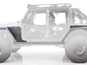 Smittybilt XRC Front Armor Skins Jeep 2dr & 4dr 2007-16 JK Rubicon Unlimited