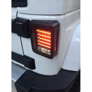 J.W. SPEAKER - 279 J SERIES LED JEEP JK TAIL LIGHTS