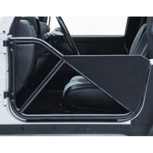 Smittybilt SRC Front Tubular Doors 1997-2006 TJ Wrangler, Rubicon and Unlimited