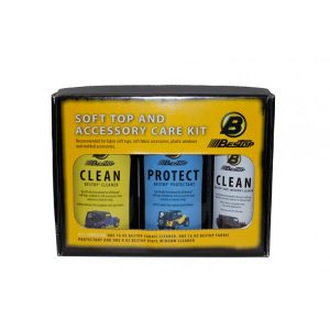 Bestop Soft Top & Accessory Care Kit