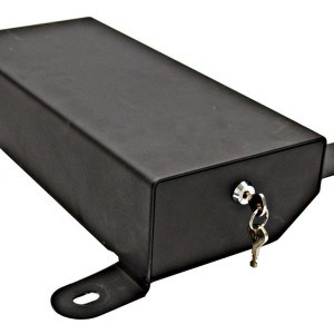 Bestop Under Seat Passenger Side Lock Box