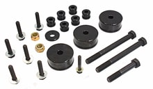 "Toyota Land Cruiser 200 Series - CalOffroad Diff Drop Kit - 1"" Drop"