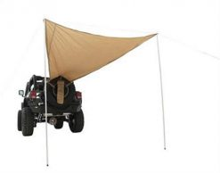 Smittybilt Trail Shade Instant Vehicle Canopy