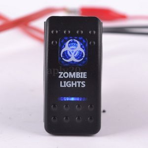 Zombie light toggle switch