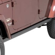JK Rubicon Rock sliders