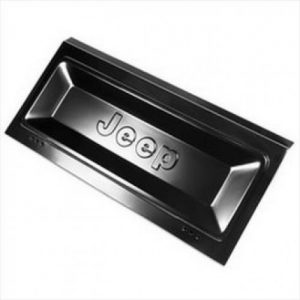 Omix-ADA Tailgate with JEEP Logo Stamped - DMC-5454025