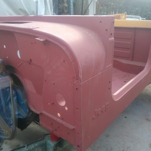 CJ10 Cabin Lower Tub $1500