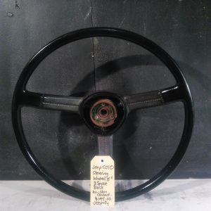 CJ10 Steering wheels Hard Black $145(8)