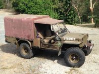 1941 willys Jeep 4 sale Ken