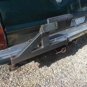 FSJ Rear Tyre Carrier Custom $500