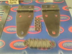 Jeep CJ YJ Hood Hardware Kit 50470 $250 (5)
