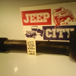 Jeep TJ Air Duct $164 (4)