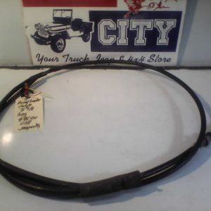 Jeep Handbrake Cable 71 5 8 th inch $95 (2)