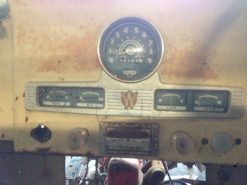 Willys Pick 1956 Instrusment Guages Complete $375