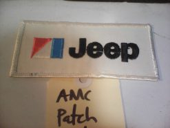 Jeep AMC Patch W 6100