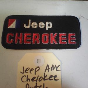 JEEP CHEROKEE PATCH 4620