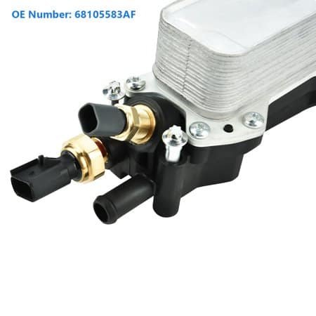 JK WK2 KK Oil Filter housing 333