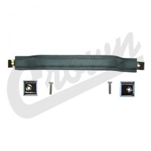 Jeep YJ CJ Black Interior Door Handle