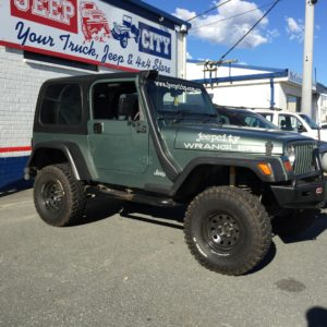 Jeep TJ for sale