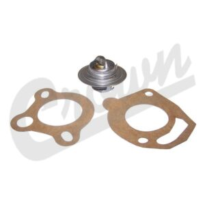 Thermostat gasket #83501426 for Jeep by Crown Automotive, Jeep City.
